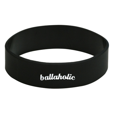LOGO Wide Rubberband (black)