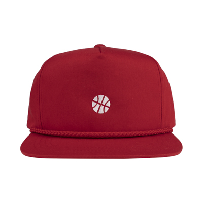 Ball Rope Cap (red)
