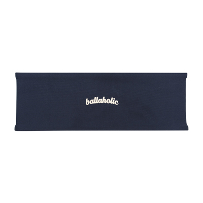 Reversible Headband (navy/cream)