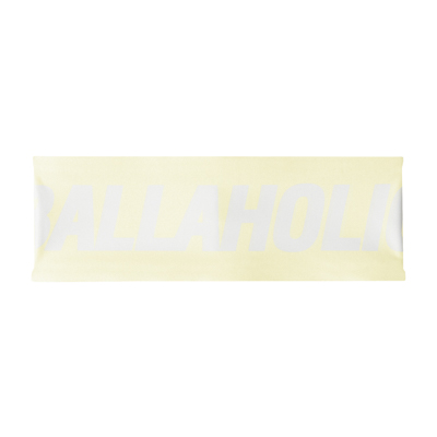 Reversible Headband (white/cream)