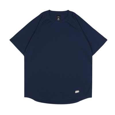 blhlc Back Print COOL Tee (navy/cream)