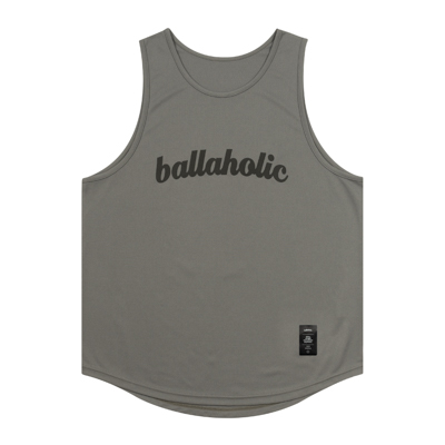 LOGO TankTop (charcoal/black)