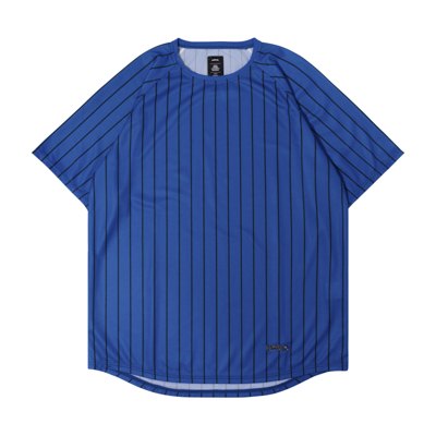 STRIPE COOL Tee (blue/black)
