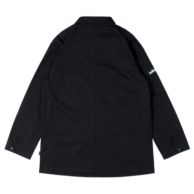 LOGO Shop Coat (navy)