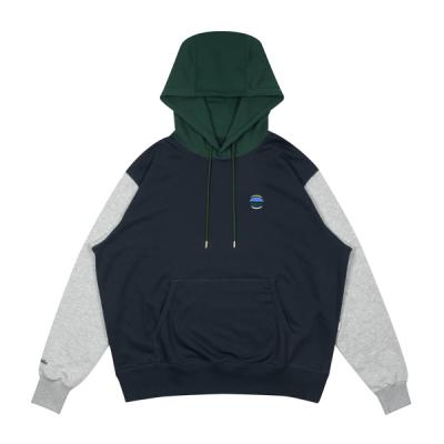 Ball Embroidered Sweat Hoodie (navy)