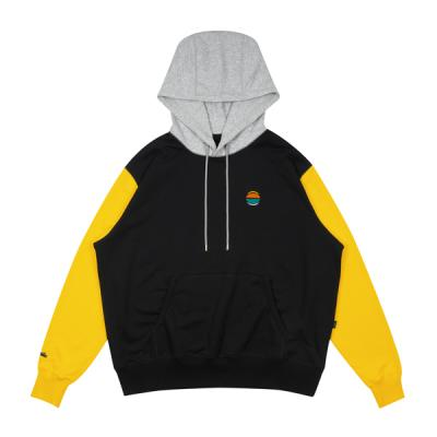 Ball Embroidered Sweat Hoodie (black)