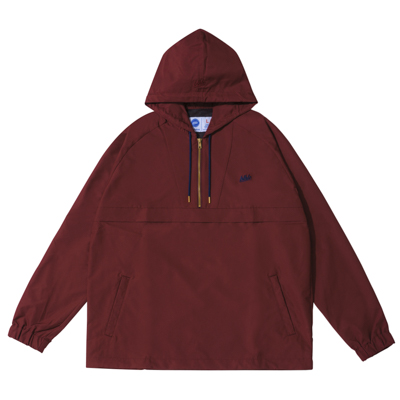 blhlc ANYWHERE Pullover Jacket (burgundy)