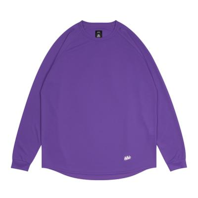 blhlc Cool Long Tee (purple/white)