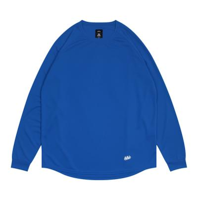 blhlc Cool Long Tee (blue/white)