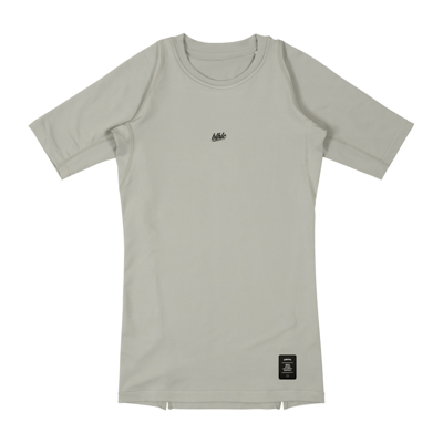 Compression Short Sleeve Tops (gray)