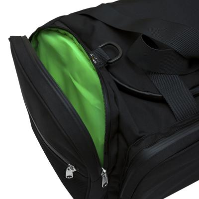 Ball On Journey Duffle Bag (black)