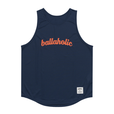 LOGO TankTop (navy/orange)