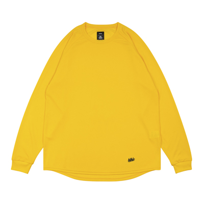 blhlc Cool Long Tee (yellow/black)