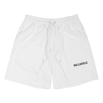 BALLAHOLIC Shorts (white)
