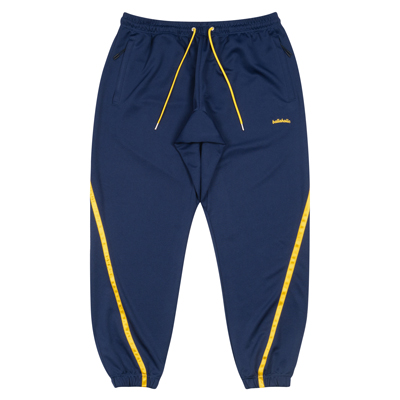 Logo Jersey Pants (navy/yellow)