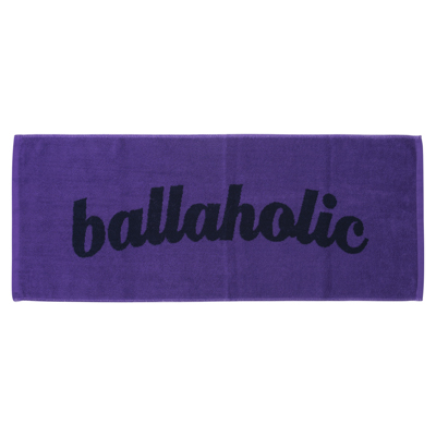 LOGO Towel (purple/navy)