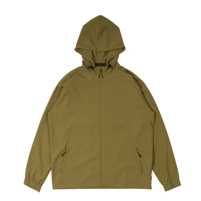BLHLC ANYWHERE Full Zip Jacket (khaki)