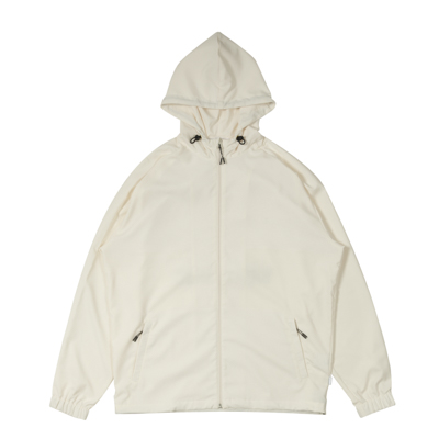 BLHLC ANYWHERE Full Zip Jacket (off white)