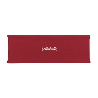 Reversible Headband (red/blue)