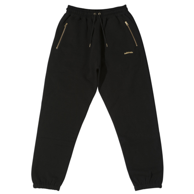 LOGO Zip SWEAT Pants (black)