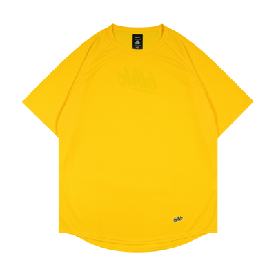 blhlc Back Print Cool Tee (yellow/navy/green)