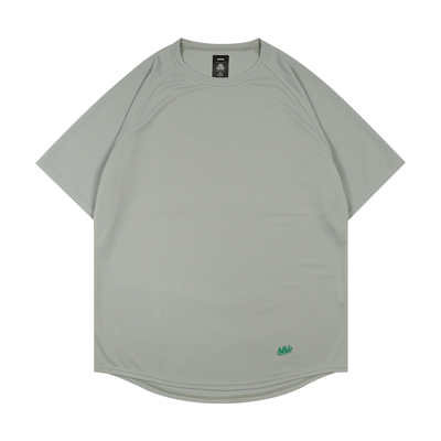 blhlc Back Print Cool Tee (gray/navy/green)
