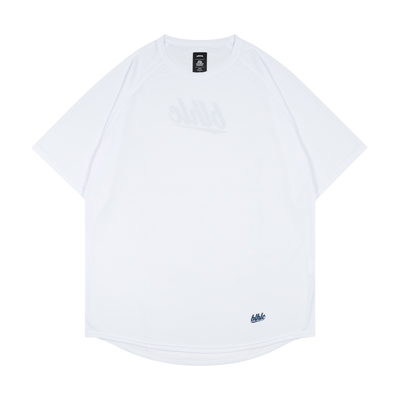 blhlc Back Print Cool Tee (white/navy/green)