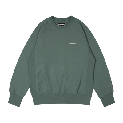 Small LOGO Crew (sage green)