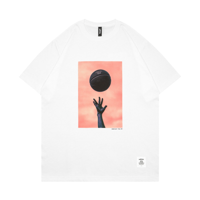 Photo Tee -The Difference- (white)