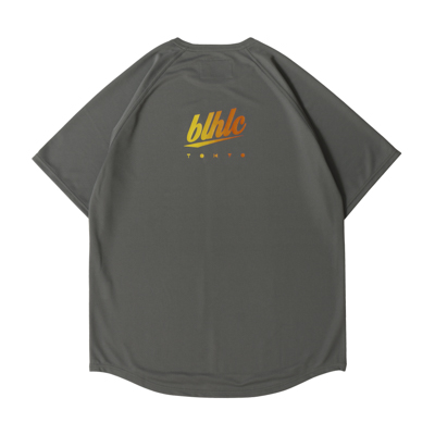 blhlc TOKYO COOL Tee (ccl gray/yellow gradation)