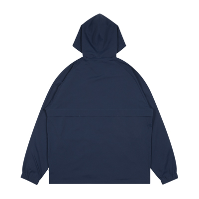Logo Anywhere Full Zip Jacket (navy)