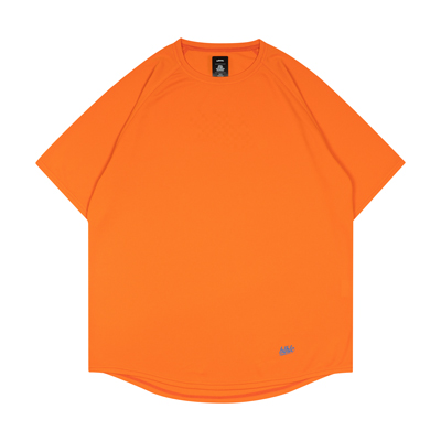 blhlc Back Print Cool Tee (orange)