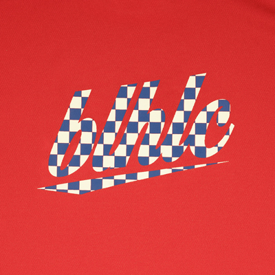 blhlc Back Print Cool Tee (red)