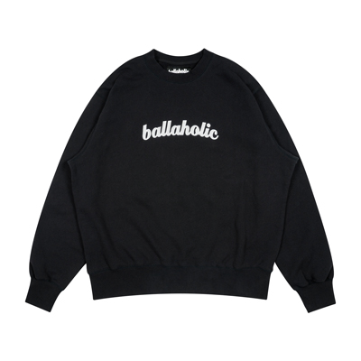 Logo Crew Sweatshirt (dark navy)