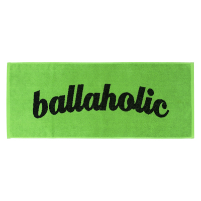 LOGO Towel (green flash/black)