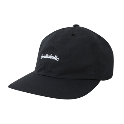 LOGO Nylon 6P Cap (black)