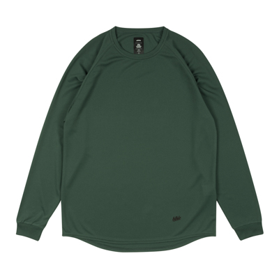 blhlc Cool Long Tee (dark green)