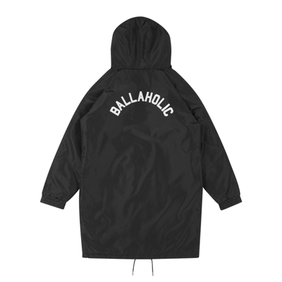 STARTER x ballaholic Bench Coat (black)