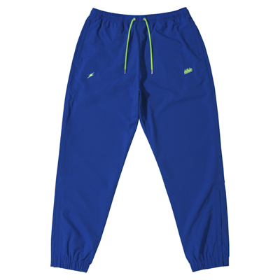 blhlc ANYWHERE Pants / F'SQUAD (blue/lime green)