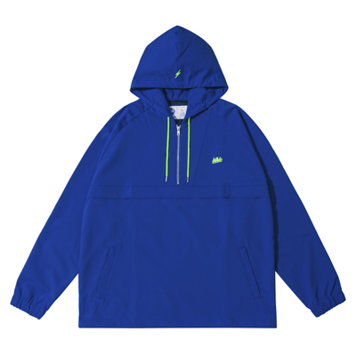 blhlc ANYWHERE Pullover Jacket / F'SQUAD (blu/lmg)