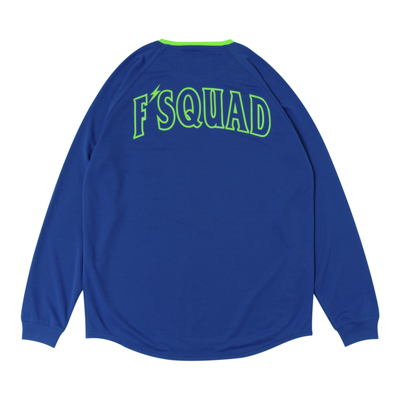 F'SQUAD COOL LongTee (blue)