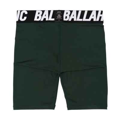 Compression Short Tights (dark green)