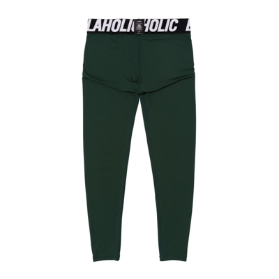 Compression Long Tights (dark green)